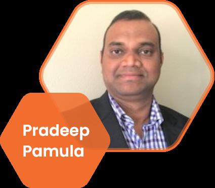 cloud solutions - Pradeep Pamula - Founder